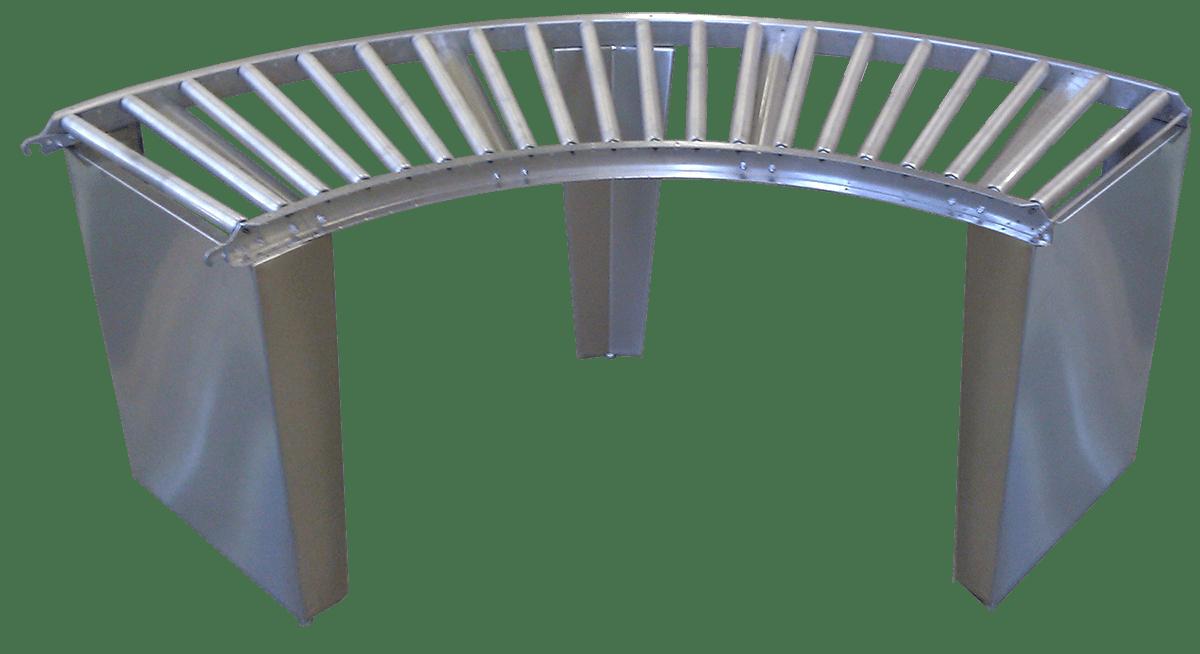 ultrasonics curved roller