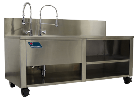 uUltrasonics rinse station 4800