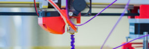 Ultrasonic cleaning for 3d printers