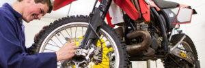 ultrasonics motorcycles